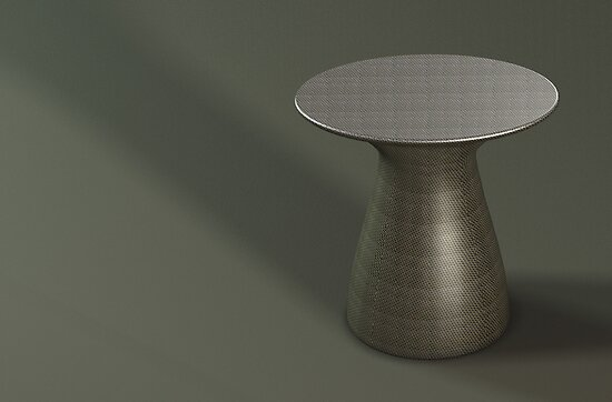 aka in carbon fibre by Graeme Hindmarsh Design