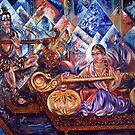 Shiva parvati by Harsh  Malik
