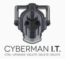 Cyberman I.T. by Asia Barsoski