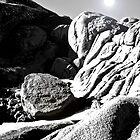 Moon rock by Michelle Avery