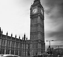 Big Ben by Rob Hadfield