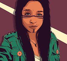 Allison by Conrado Salinas