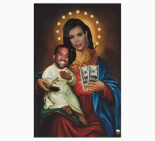 The Virgin Pornstar & Yeezus by natefiala