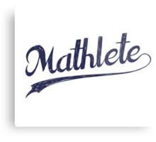 All Star Mathlete Math Athlete Metal Print