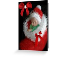 ☃ ☃ SILENT NIGHT ~ PRECIOUS IS THE GIFT OF LIFE ~JOY TO THE WORLD ❤‿❤BABIES FIRST CHRISTMAS -PICTURE/CARD AND VIDEO I MADE UP..JESUS LOVES THE LITTLE CHILDREN ☃ ☃ Greeting Card