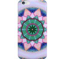 Mandala : Heart Energy Centre iPhone Case/Skin