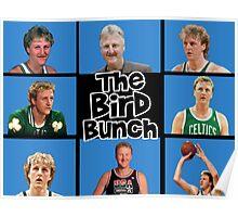 the bird bunch Poster