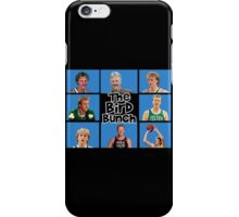the bird bunch iPhone Case/Skin