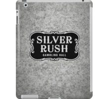 Silver Rush (Filled Version) iPad Case/Skin