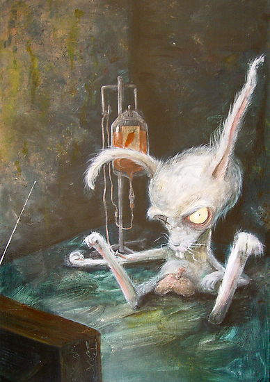 Acid Bunny by ixia