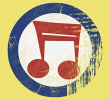 Music Mod Distressed Kids Clothes