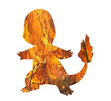 Charmander used Ember Photographic Print