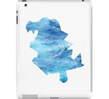 Totodile used Surf iPad Case/Skin
