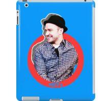 Hashtag BFFs (Justin) iPad Case/Skin
