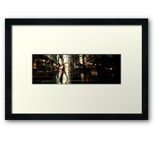 Tuesday 3:54pm Framed Print