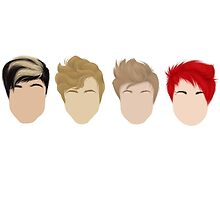 5 Seconds of Summer - Minimalism by saramae