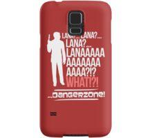 ISIS - Operation: Dangerzone!! Samsung Galaxy Case/Skin
