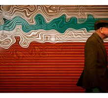 Sunday Afternoon in Chinatown by Aaron .