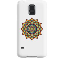 Flower of Life Metatron's Cube Samsung Galaxy Case/Skin