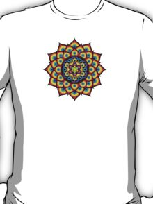 Flower of Life Metatron's Cube T-Shirt