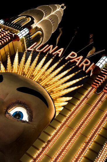 Luna Park by David Sundstrom