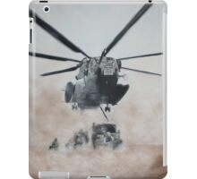 Help for hereos iPad Case/Skin