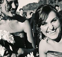 bridesmaids by Jaimi Sands