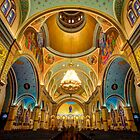 The Symmetry of St. Nicholas Ukrainian Church by Adam Bykowski