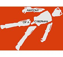Anatomy of a cyberman Photographic Print