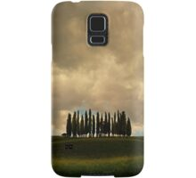 Rainy day in Toskany Samsung Galaxy Case/Skin