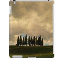 Rainy day in Toskany iPad Case/Skin