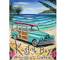 Kingfisher Bay Photographic Print