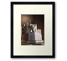 The Great Emancipator Framed Print