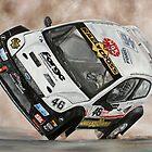 Pat Doran Ford Fiesta by iconic-arts