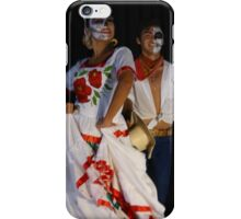 día de los muertos V - day of the deads iPhone Case/Skin