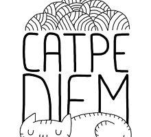 CATPE DIEM by Aguvagu
