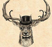 Mr Deer by AnnaShell