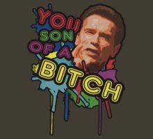 Arnie Declaration! by SimplyMrHill