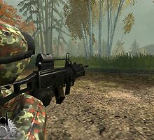 G-36 ingame Screenshot by SenorFreebie
