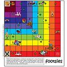 FOOTSIES- C hildrens Pathway game by Jienn Heibloem