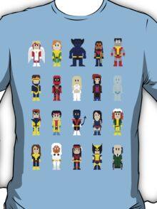 8-Bit Super Heroes 2: The Mutant-ing! T-Shirt