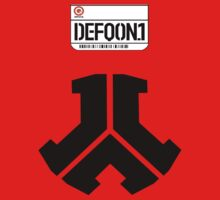 Defqon 1 2003 - Classic Album Cover (White back color) Kids Clothes