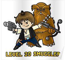 Level 20 Smuggler Poster