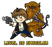 Level 20 Smuggler Photographic Print