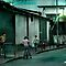 Hong Kong back streets by Melinda Kerr