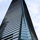 The ICC Tower - Hong Kong.  by Tiffany Lenoir