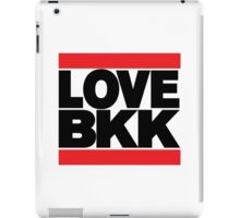 LOVE BKK iPad Case/Skin