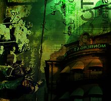 Dark City Two by Donny Ocleirgh