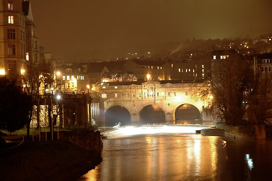 Spotlight in Bath by Tim Condon
