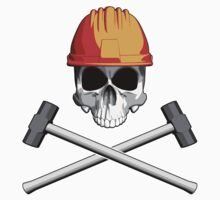 Skull and Sledge Hammers 3 by dxf1969